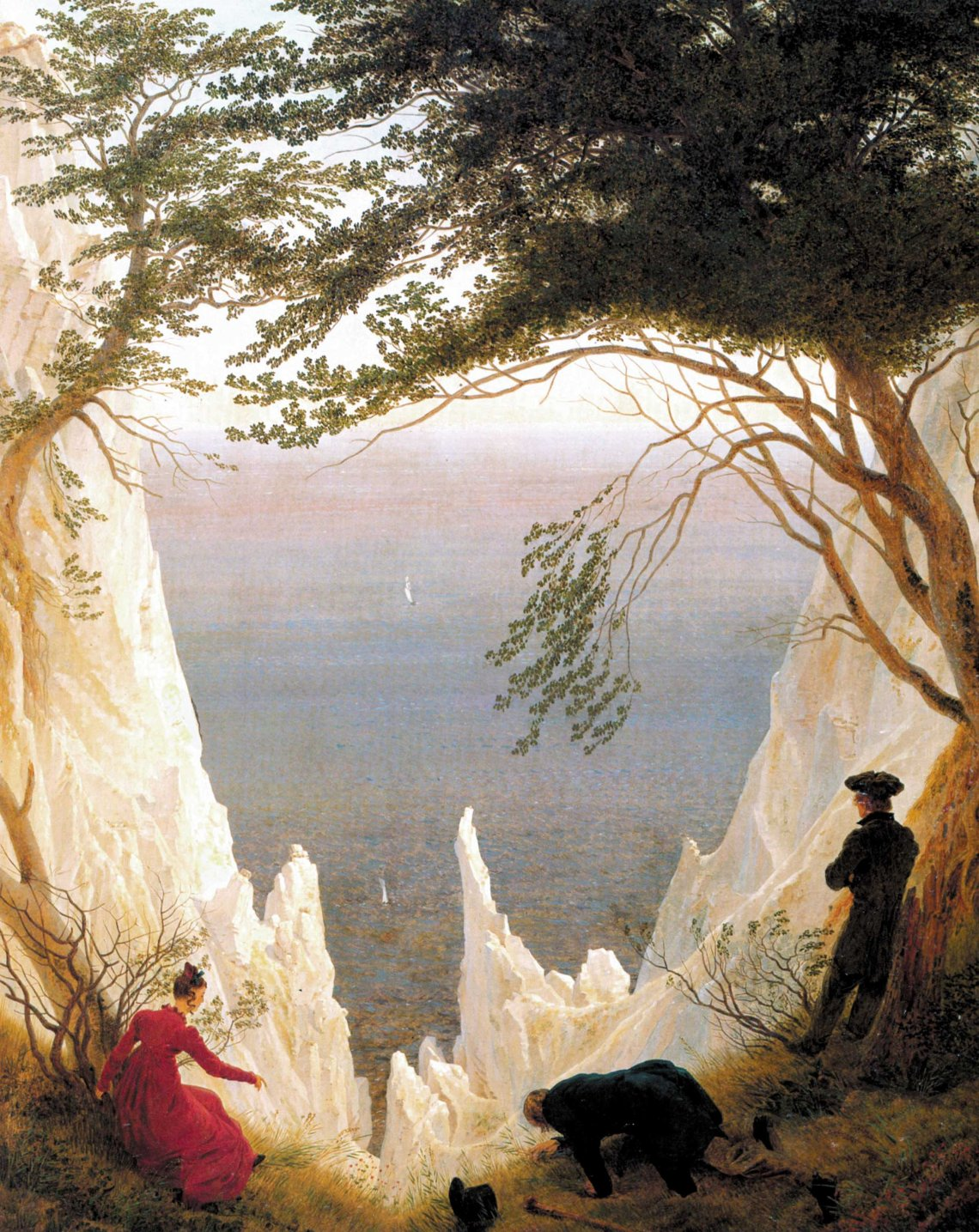 Caspar_David_Friedrich's_Chalk_Cliffs_on_Rügen_Wikimedia Commons Lizenz
